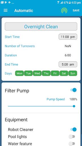 SplashMe | Smart Pool Automation Controller 1.4.4 Screenshots 5