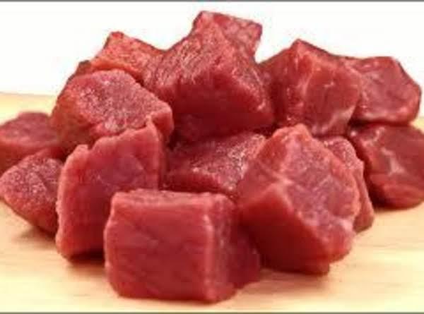 Beef Stew – Frugal Gourmet Style Recipe
