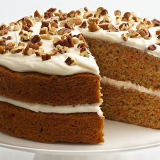 Healthified Carrot Cake
