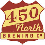 Logo of 450 North Juicebox W/Tangerine