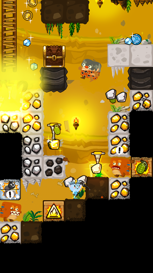Pocket Mine 3- screenshot