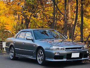 スカイライン ENR34 GT-FOURのカスタム事例画像 じゅんぴさんの2019年10月21日17:48の投稿