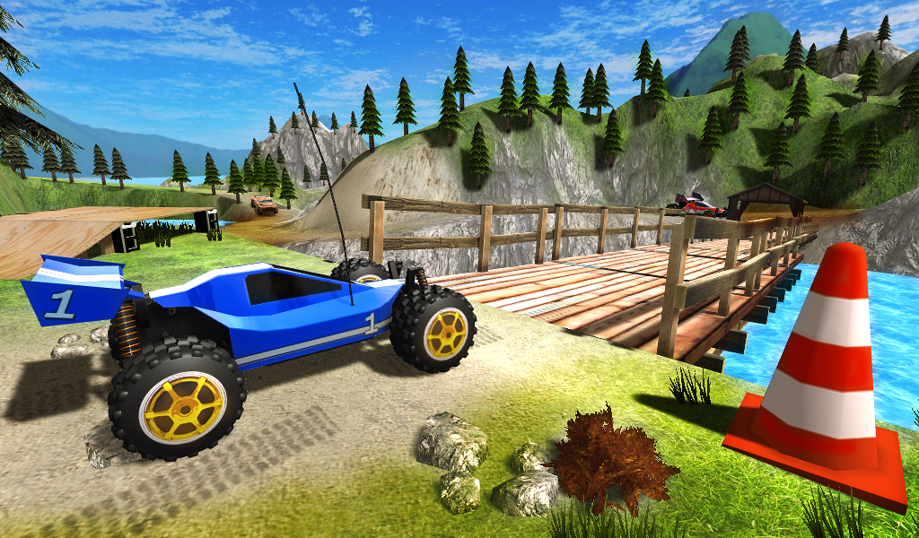 Toy Truck Rally Driver - Android Apps on Google Play