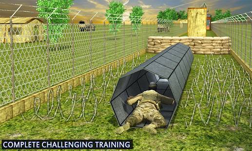 US Army Training Mission Game- screenshot thumbnail
