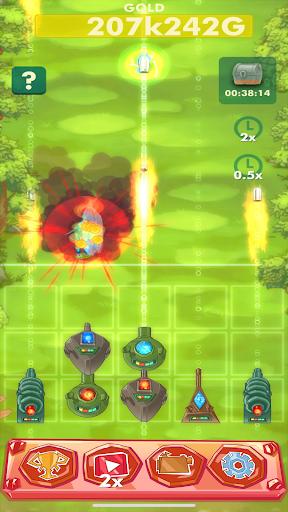 Code Triche Idle Towers apk mod screenshots 5