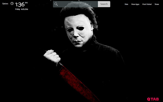 Horror Movie Wallpapers New Tab Theme