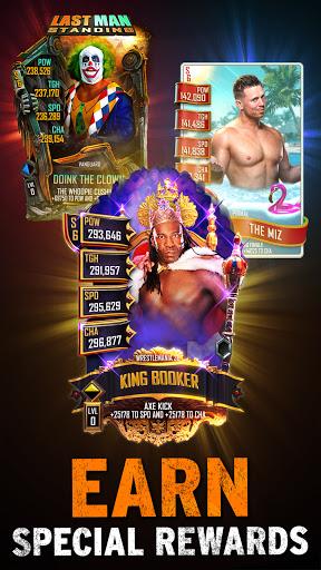 WWE SuperCard u2013 Multiplayer Card Battle Game apktram screenshots 5