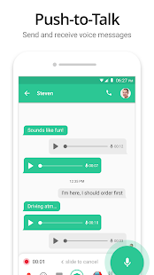 invi Messages- screenshot thumbnail