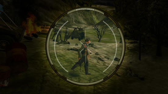 Mountain Sniper Shooting 3D- screenshot thumbnail