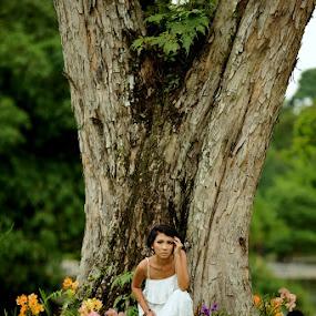 by Yann Estrada - People Portraits of Women