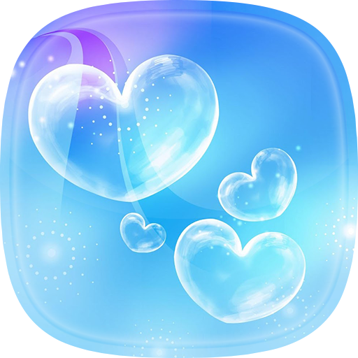 Bubble Live Wallpaper with Moving Bubbles Pictures file APK Free for PC, smart TV Download