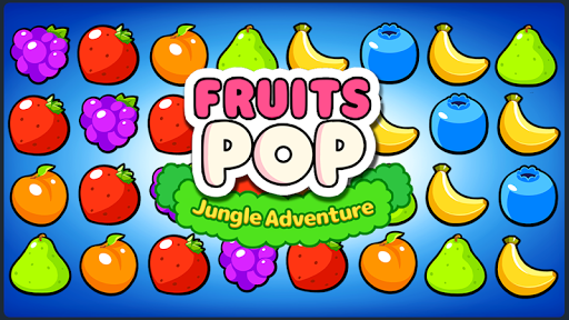Fruits POP : Fruits Match 3 Puzzle android2mod screenshots 3