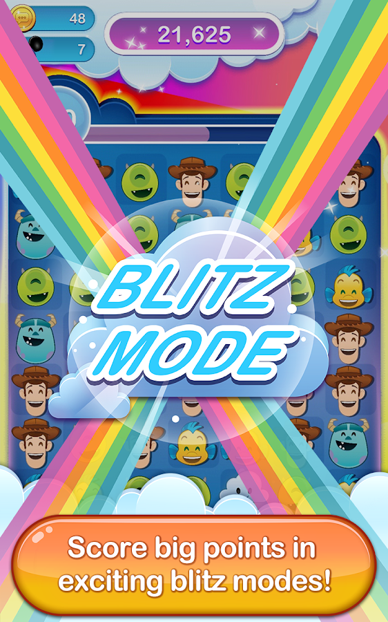 Disney Emoji Blitz- screenshot