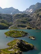 Photo: Lac des Isclots, 2398m.