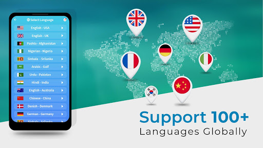 Free Language Translator App screenshot 13