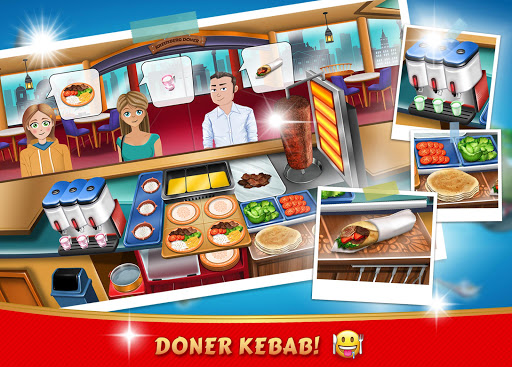 Kebab World - Chef Kitchen Restaurant Cooking Game 1.18.0 Screenshots 14