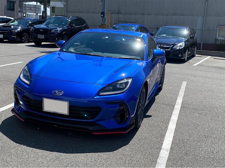 インプレッサ スポーツ GP6の稲永埠頭,成田山,知多半島ドライブ,新型BRZ試乗,MT女子に関するカスタム&メンテナンスの投稿画像5枚目