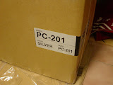 box for PC-201A