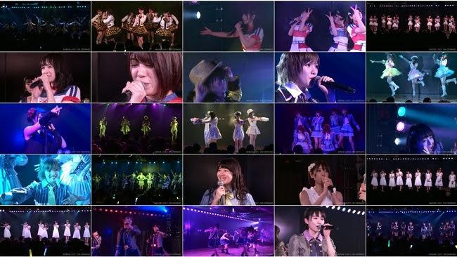 190305 (720p) AKB48 村山チーム4 「手をつなぎながら」公演