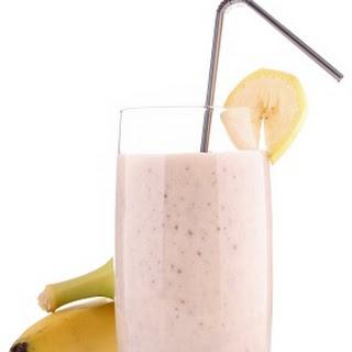 Banana Basil Smoothie