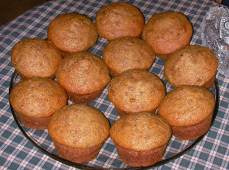 Jan's Mom's Bran Muffins Recipe