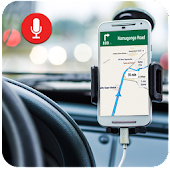 Voice GPS Map, Navigation, Driving Direction