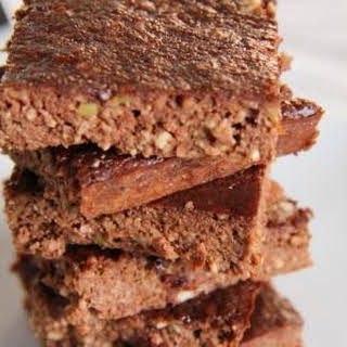 Almond Meal Pulp and Avocado Brownies.