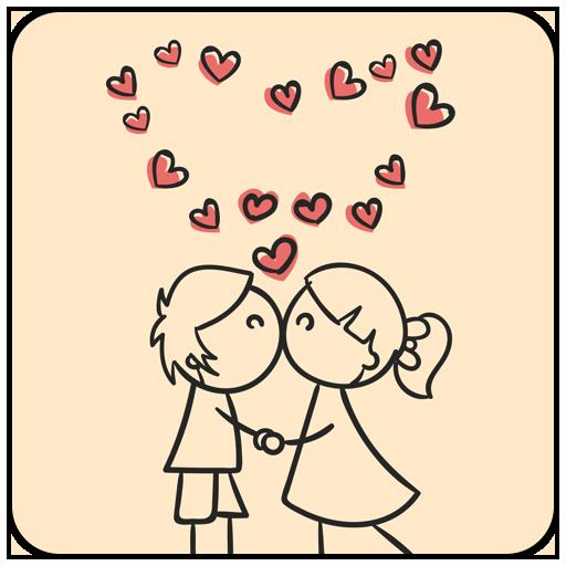 Kiss Love Graffiti Theme (app)