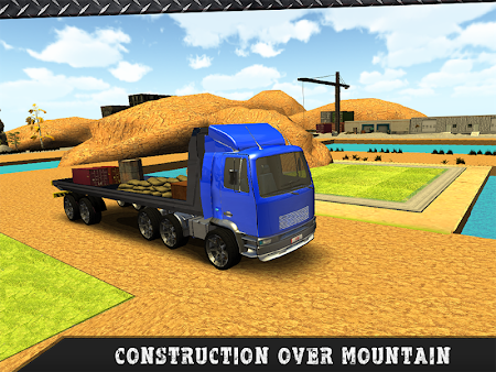 Truck Transporter Driving 3D 1.3 screenshot 70108