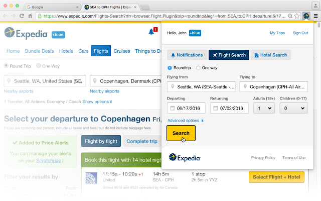 The Official Expedia Member Only Deals Extension Now With Hotel Price Alerts Stay Connected And Save 10 Or More On Select Hotels
