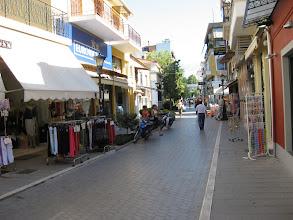 Photo: Upmarket Shops Preveza