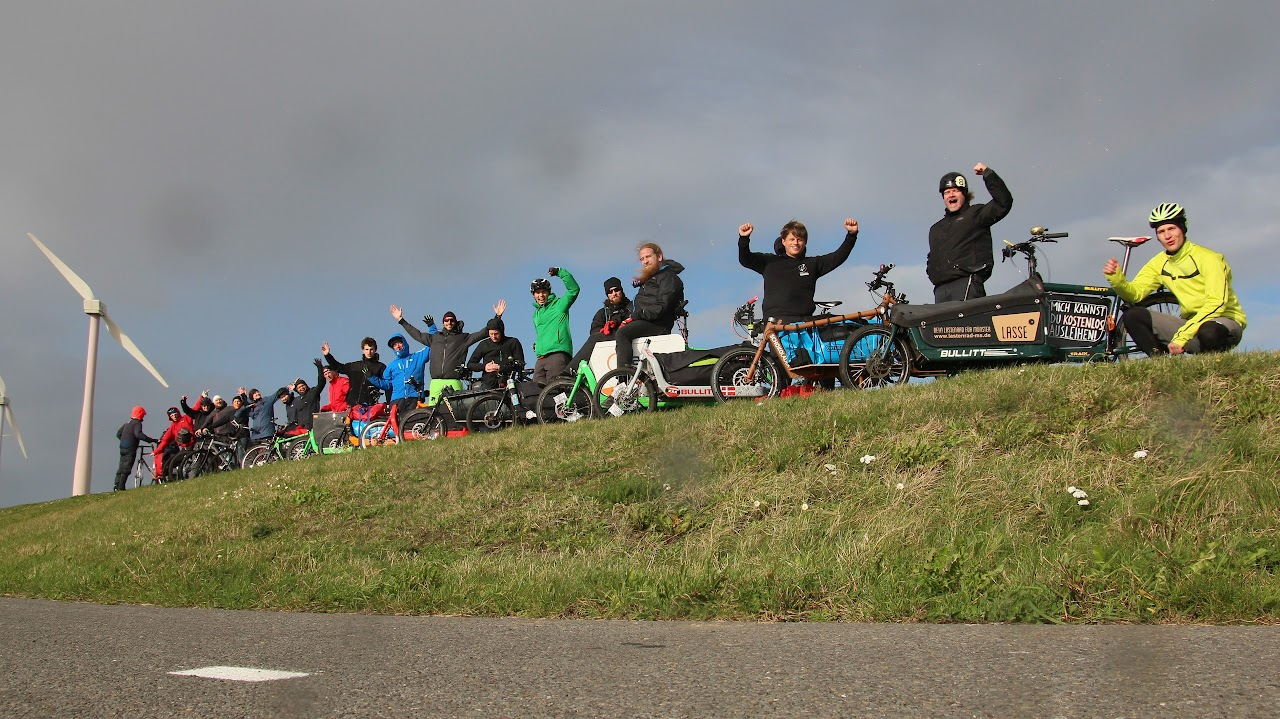 Foto: Simon Chrobak / Lasse - dein Lastenrad für Münster