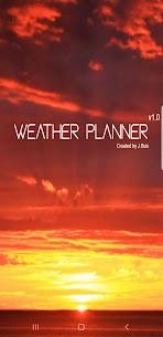 Weather Planner 2