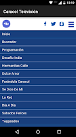 Screenshot of Caracol Televisión