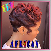 Africa Short Hairstyle Ideas 2018