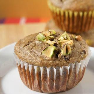 Quinoa, Pistachio Muffins Recipe