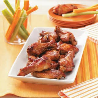 Party Chicken Wings.