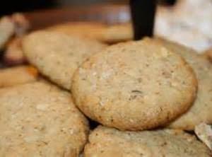 Sour Cream Walnut Cookies Recipe