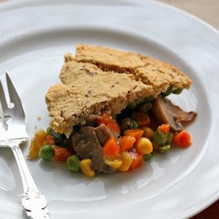 Vegetable Pot Pie (Gluten Free, Soy Free)