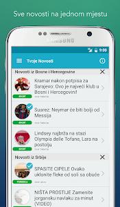 Balkan News screenshot 0