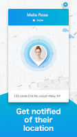 screenshot of GeoLocator — Family Tracker + Baby Monitor Online
