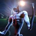 Light Head Scary Horror Forest & Lamp Head Game icon