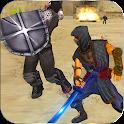 Ninja Assassin-Sword Fight 3D icon
