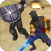 Ninja Assassin-Sword Fight 3D