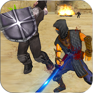 Ninja Assassin-Sword Fight 3D for PC and MAC