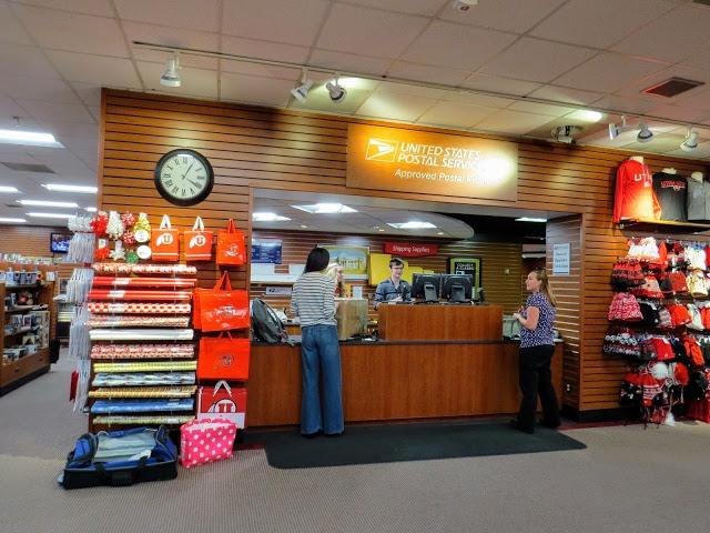 University of Utah post office/CPU