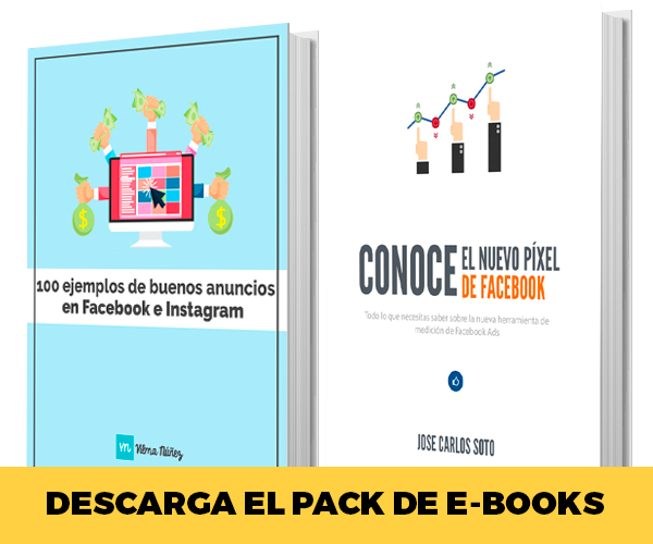 Packs ebook Facebook Ads