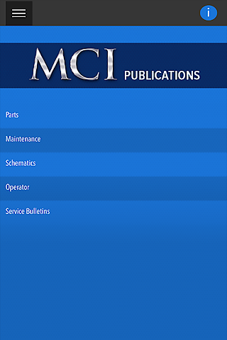 android MCI Companion Screenshot 3