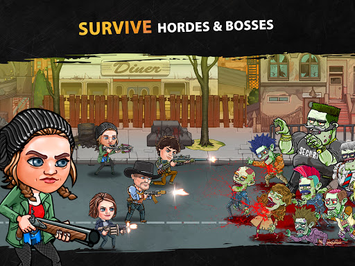 Zombieland: AFK Survival 2.0.5 screenshots 7