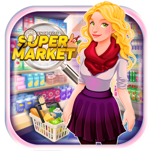 Hidden Objects : Supermarket